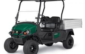 Cushman Utility Vehicles Summarized — 2017 Spec Guide