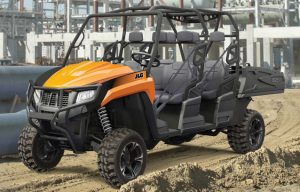 JLG Utility Vehicles Summarized — 2017 Spec Guide