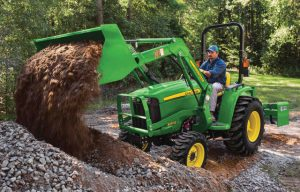John Deere Tractors Summarized — 2017 Spec Guide