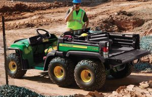John Deere Utility Vehicles Summarized — 2017 Spec Guide