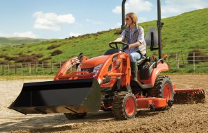 Kioti Compact Tractors Summarized — 2017 Spec Guide