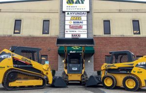 May Heavy Equipment Joins Gehl Dealer Network
