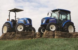 New Holland Compact Tractors Summarized — 2017 Spec Guide