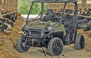 Polaris Utility Vehicles Summarized — 2017 Spec Guide
