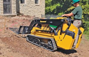 Vermeer Compact Tool Carriers Summarized — 2017 Spec Guide