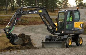 Volvo Compact Excavators Summarized — 2017 Spec Guide