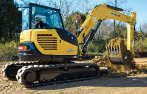 Yanmar Compact Excavators Summarized — 2017 Spec Guide