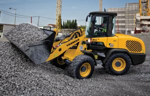 Yanmar Compact Wheel Loaders Summarized — 2017 Spec Guide
