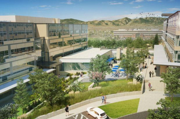 Trimble Begins Construction on Campus Expansion in Westminster, Colo.