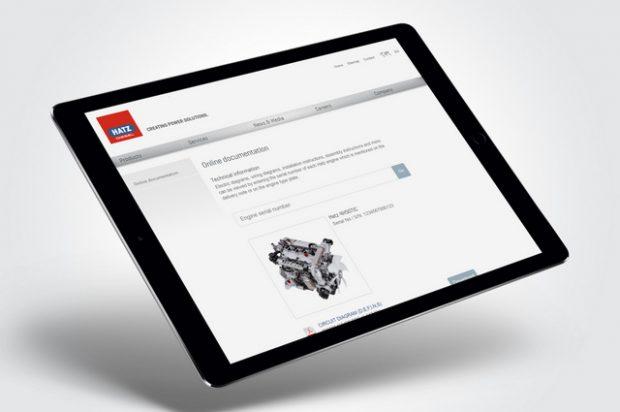 Engine Expert Hatz Launches an Intuitive Portal for Online Documentation