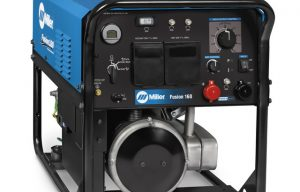 Miller Introduces New Lighter-Weight Fusion 160 Welder/Generator