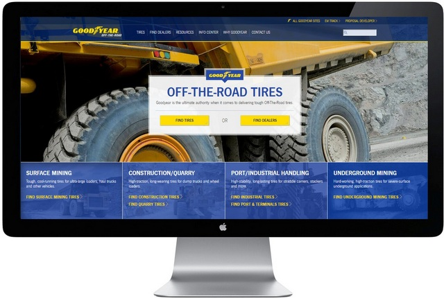 Goodyear-OTR-Web-site-landing-page-Oct2017 2