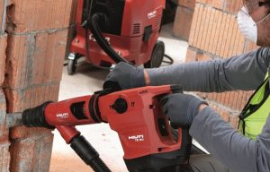 Hilti Introduces New SDS-max Combihammers TE 60-AVR and TE 60-ATC/AVR