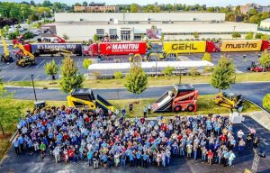 Manitou Americas Hosts Manitou, Gehl and Mustang Dealers at Giant Dealer Meeting