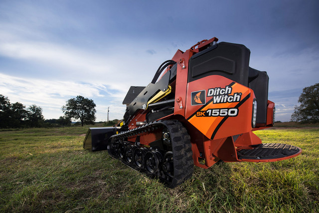 SK1550 Ditch Witch