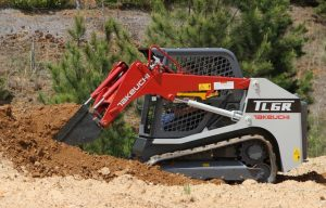 Takeuchi Launches New TL6 Compact Track Loader