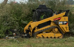 This Cat Industrial Brushcutter Is Designed for Efficient, Sustained Operation