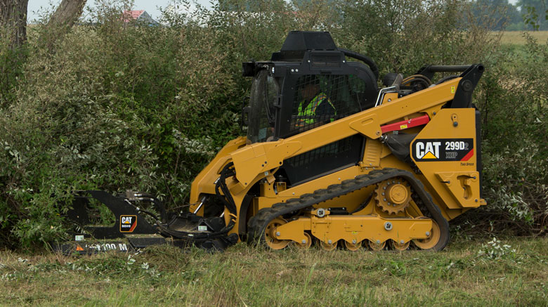 Caterpillar Brush Cutter