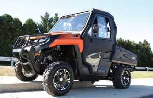Rugged and Rental Ready: We Explore the Two New Three- and Six-Seat UTVs from JLG