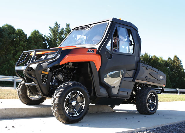 Ford Utv >> Rugged And Rental Ready We Explore The Two New Three And Six Seat