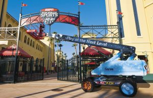 Genie Lifts Elevate Broadcasters at the ESPN Wide World of Sports