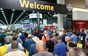 Covering ICUEE: Compact Equipment Heads to the  Ultimate Biennial Utility Construction Show
