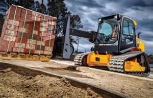 JCB Compact Equipment Innovations Will Be on Display at 2017 GIE+EXPO