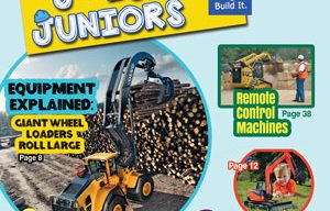 Compact Equipment's Publishing House Launches Kids Construction Magazine