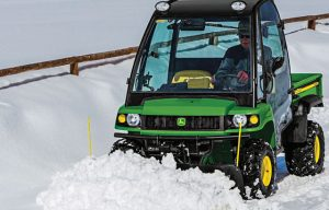 All Terrains, All Seasons: Let's Get That Utility Vehicle Ready for Winter Projects