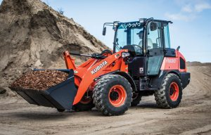 Kubota Compact Wheel Loaders Summarized — 2017 Spec Guide