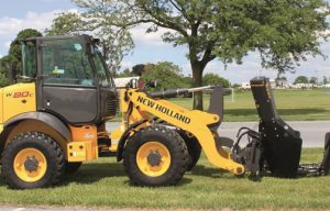 New Holland Compact Wheel Loaders Summarized — 2017 Spec Guide