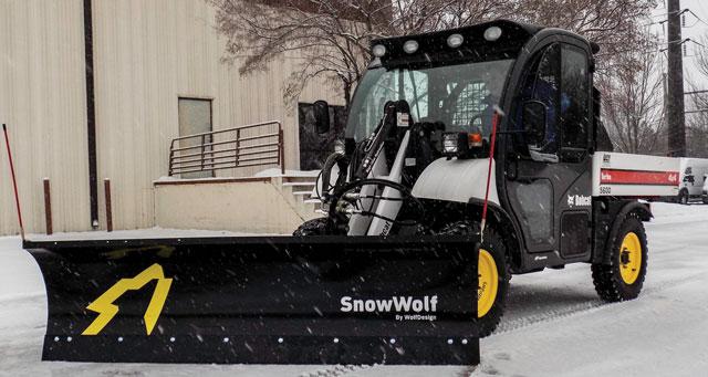 SnowWolf FlexPlow