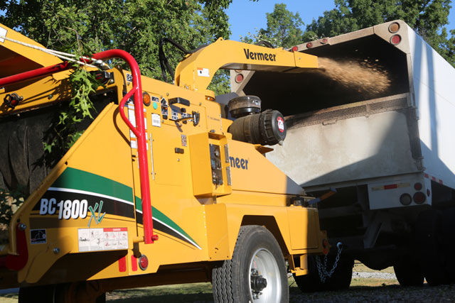 Vermeer Gas Chipper