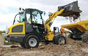 Wacker Neuson Compact Wheel Loaders Summarized — 2017 Spec Guide
