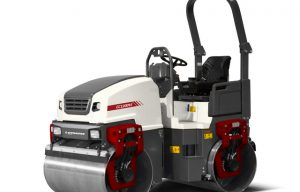 Dynapac Introduces New roller range (CC1100/CC1200), part of the sixth generation of small asphalt rollers