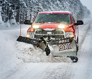 DXT_Action Snow plow