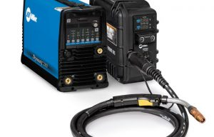Miller Introduces New Portable Solution for Multiprocess Welding