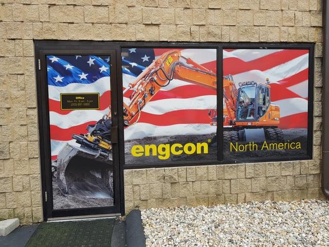 Engcon North America Office 2