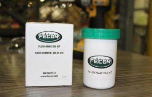 Mulcher Experts at Fecon Launch Own Brand of Oil Analysis Kits