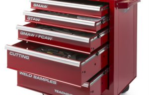 Lincoln Electric's Teaching Aid Toolbox Brings Welding Tools into the Classroom
