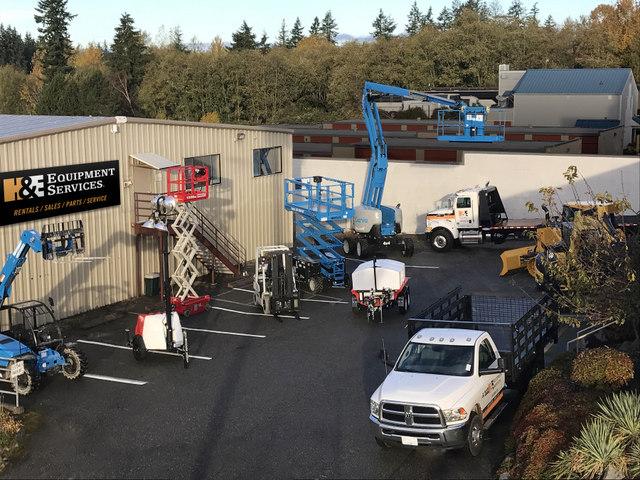 H&E Equipment dealer Lynnwood_Facility_Photo
