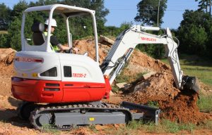 Takeuchi Introduces New TB235-2 Compact Hydraulic Excavator