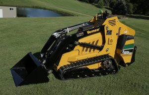 Vermeer Adds New S925TX Mini Skid Steer (Compact Tool Carrier)