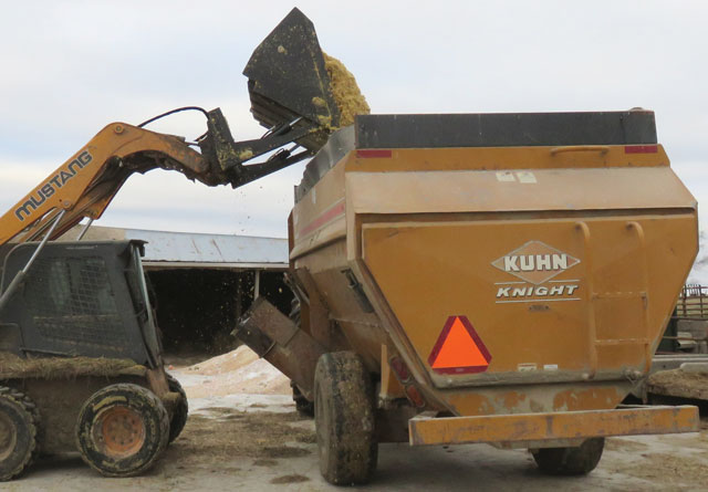 bradco high dump bucket