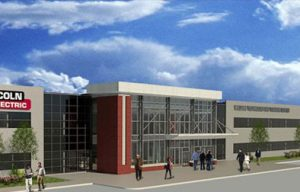 Lincoln Electric's New Welding Technology & Training Center to Open in January 2018