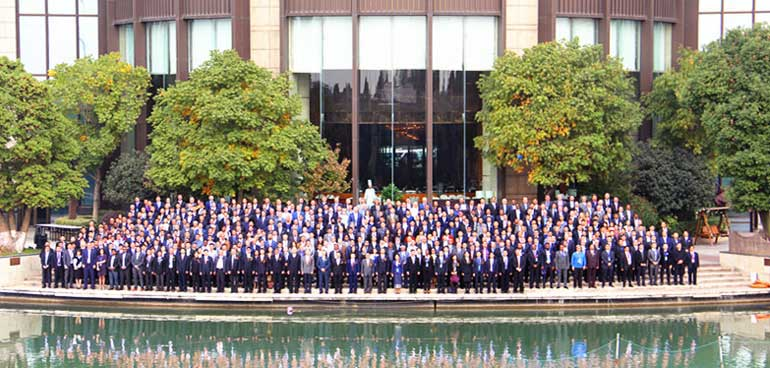 LiuGong 2017 Global Dealer Conference
