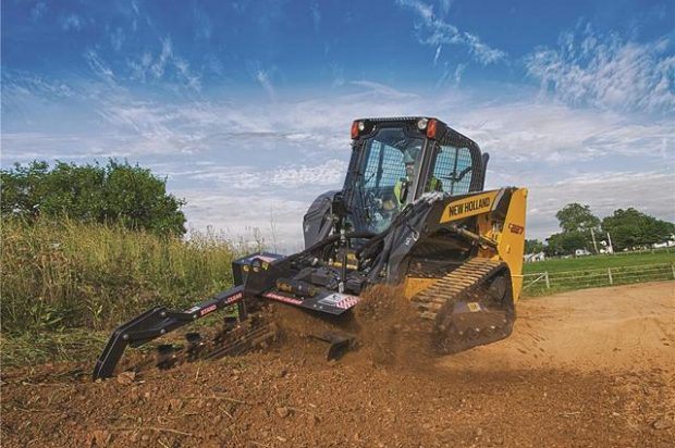New Holland Construction Offers Unlimited-Hour, First Year Warranty on Skid and Track Loaders