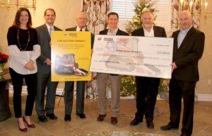 Wacker Neuson, AGF Machinery Auction Benefits Local Veteran's Charity