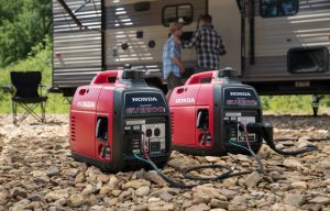 Check Out the All-new Honda EU2200i Super Quiet Series Generators