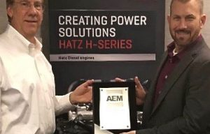 Hatz Diesel of America Recognized by AEM